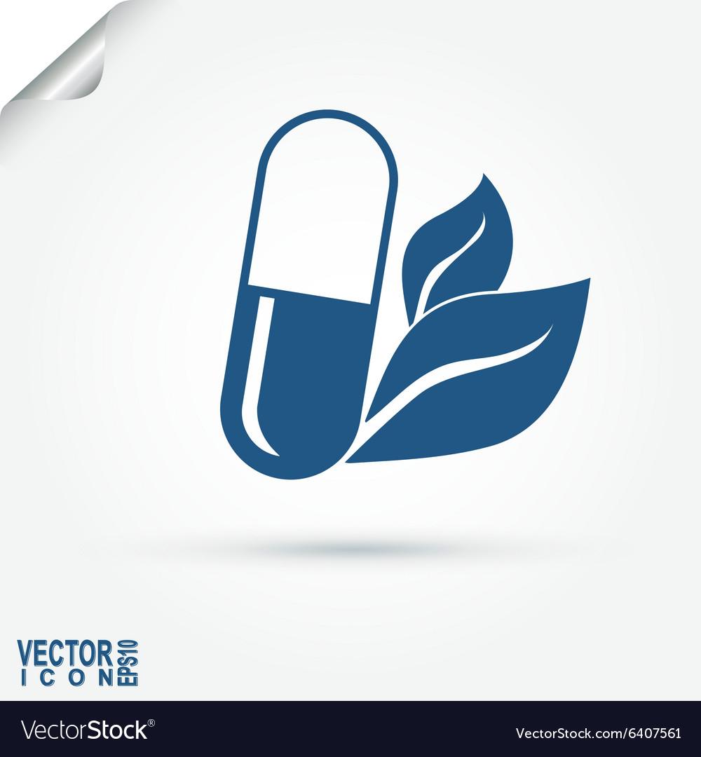 Capsule eco medicament