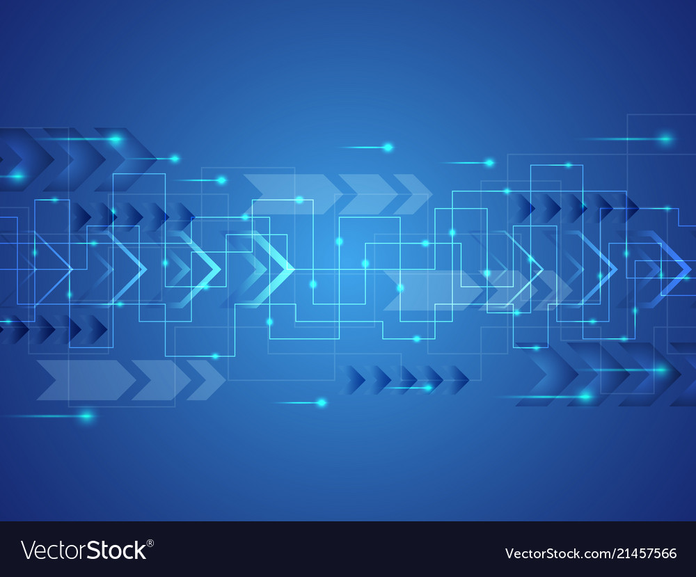 Background electronic circuits design Royalty Free Vector