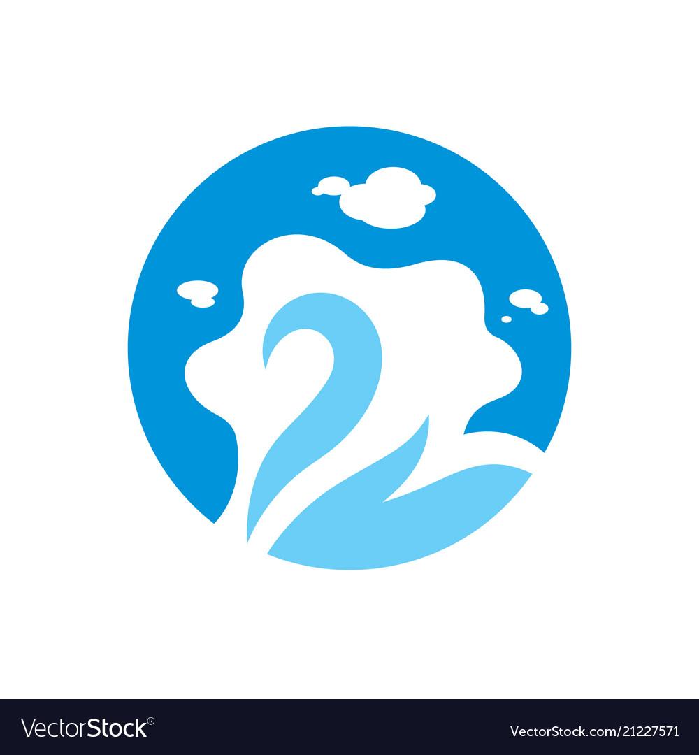 Swan lake sign