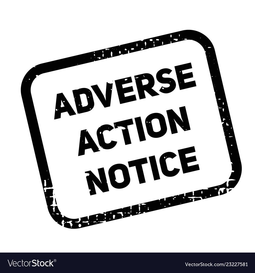 Adverse Action Notice >> Adverse Action Notice Advertising Sticker