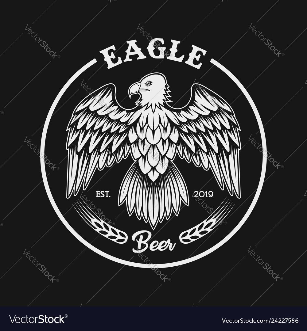 Eagle hop fruit combine