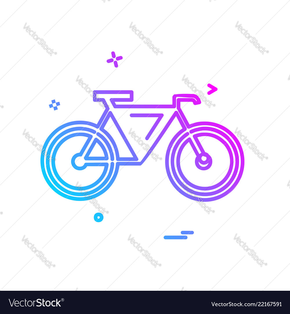 Cycle icon design