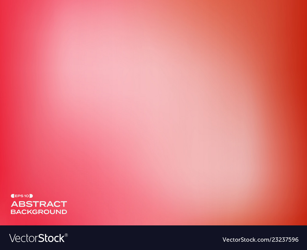 Abstract background of pink orange gradient color
