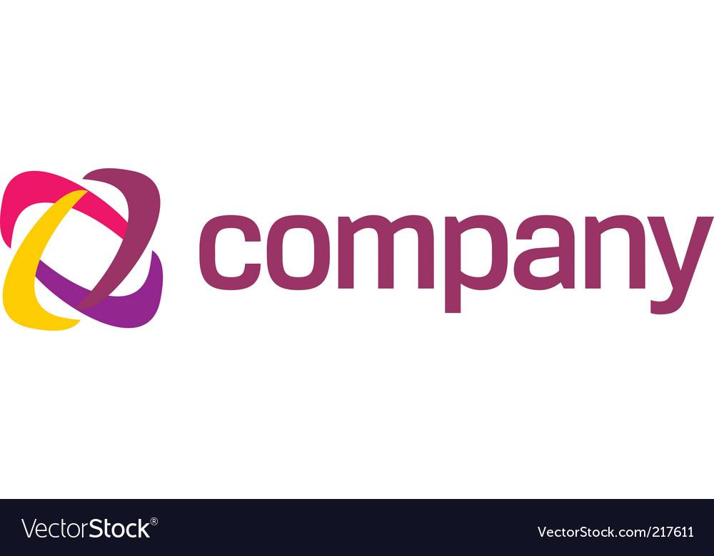 Company abstract logo