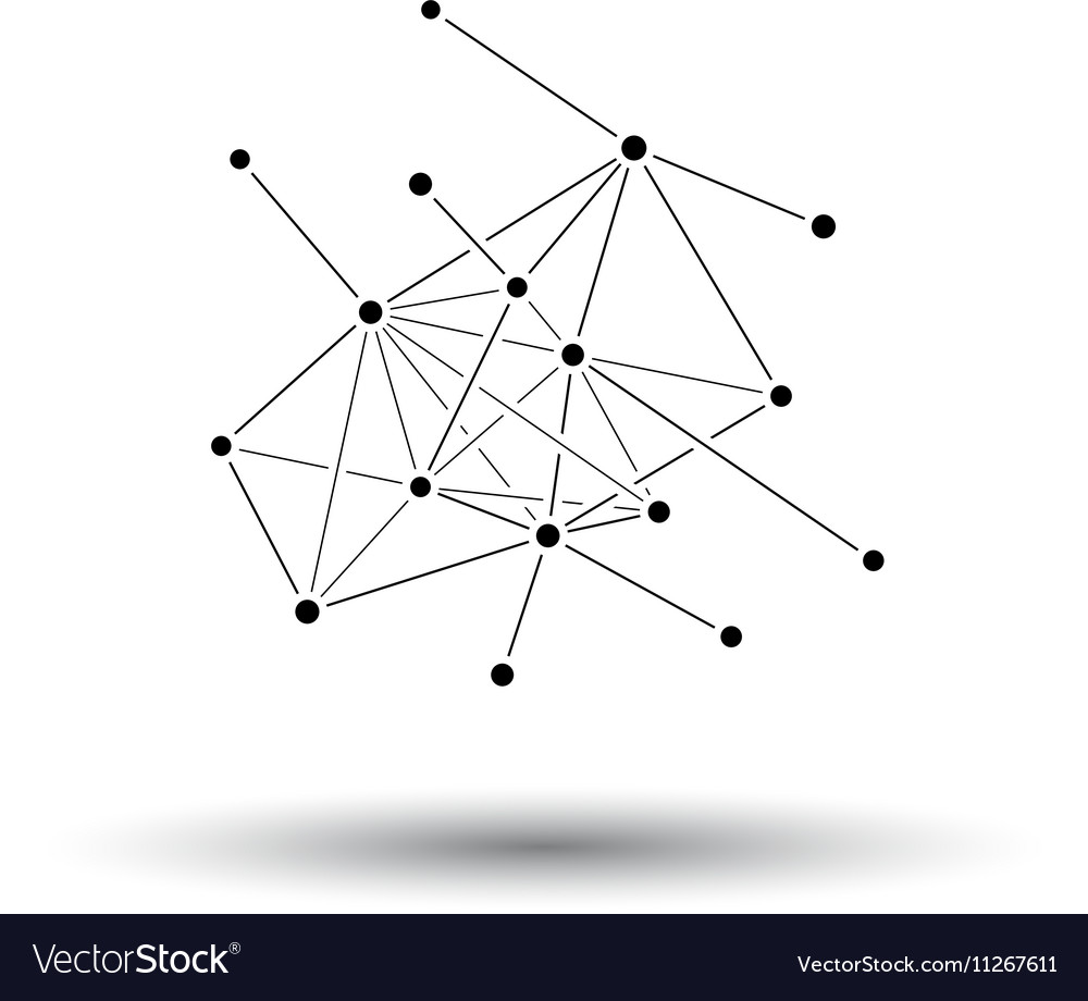 Connection net icon