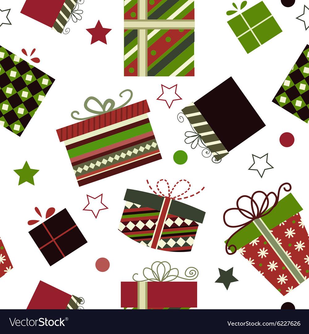 Retro Christmas Gift boxes