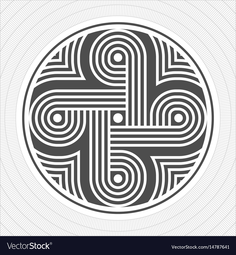 North America Indians Design Graphic Art Tattoo