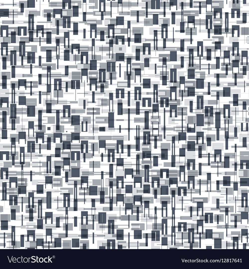 Seamless background pattern with paints and