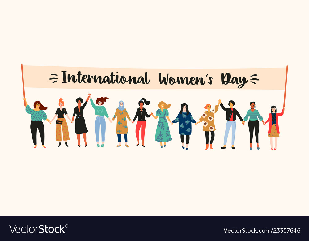 International womens day with