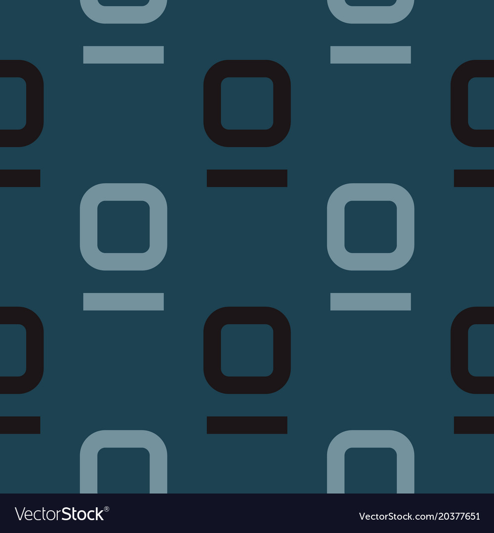 Monitor this seamless pattern vector image on VectorStock