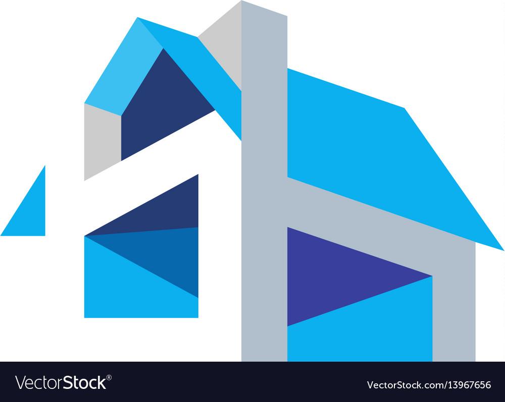 House design concept vector image