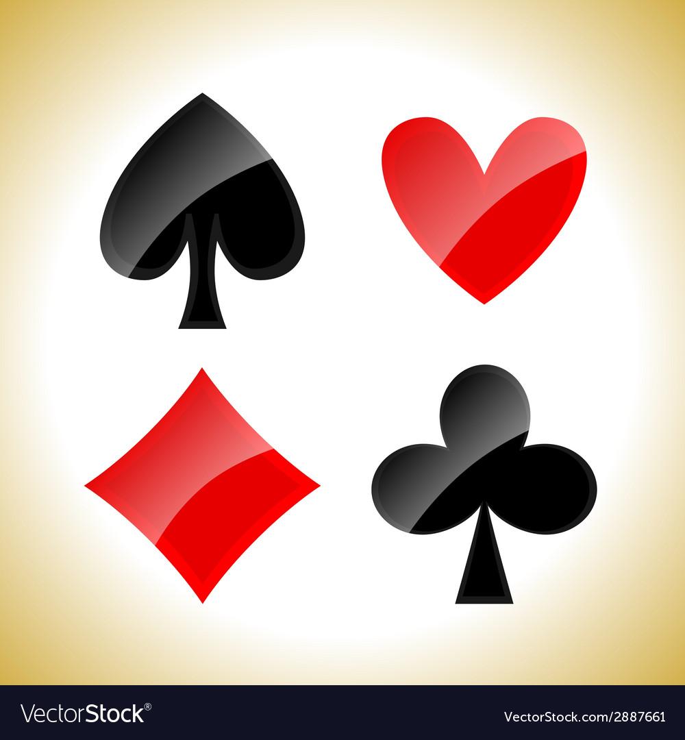 Blackjacks vector image