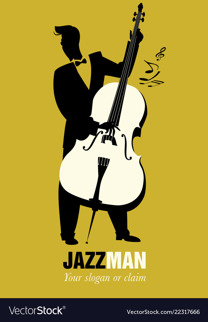 Jazz orchestra silhouettes-02