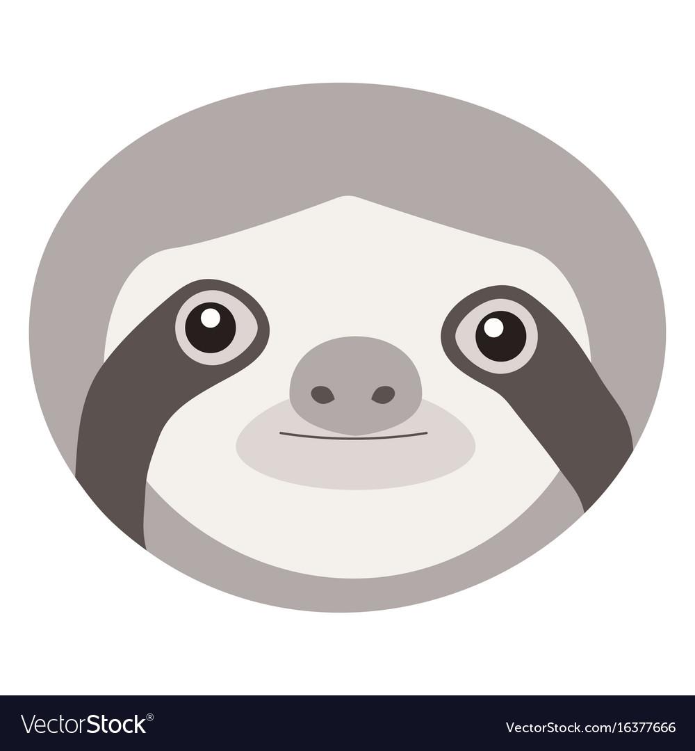 Sloth flat ico