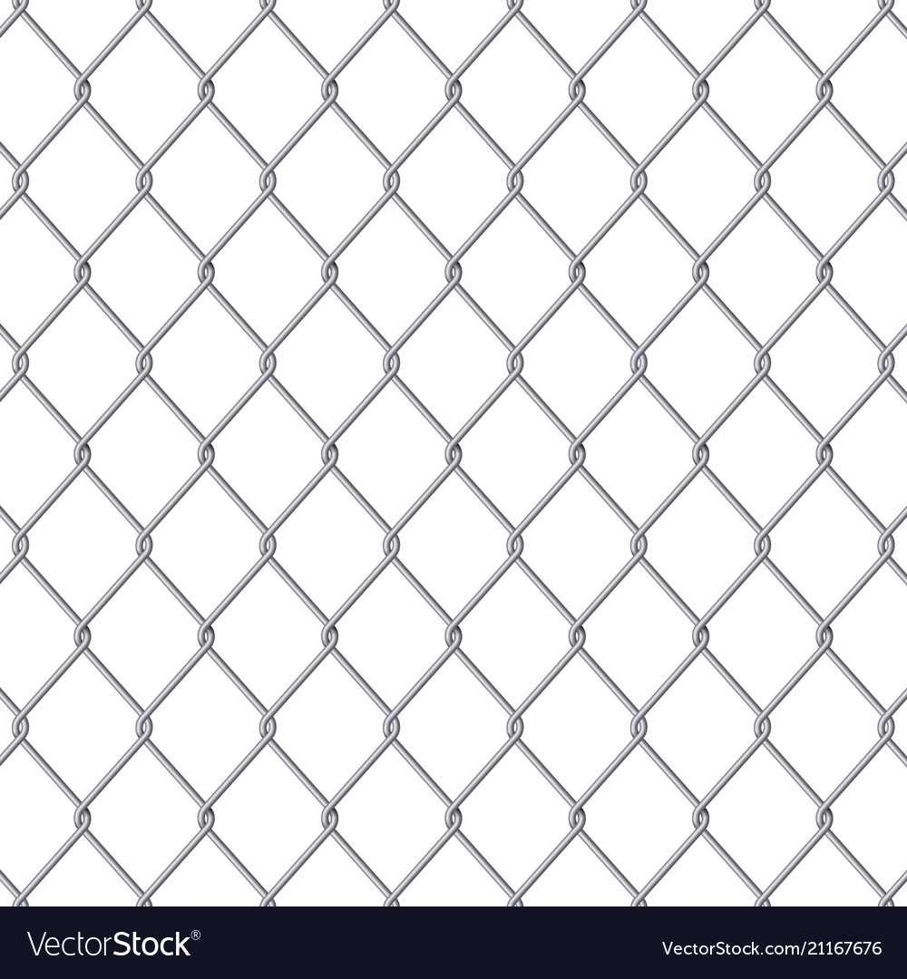Creative of chain link fence