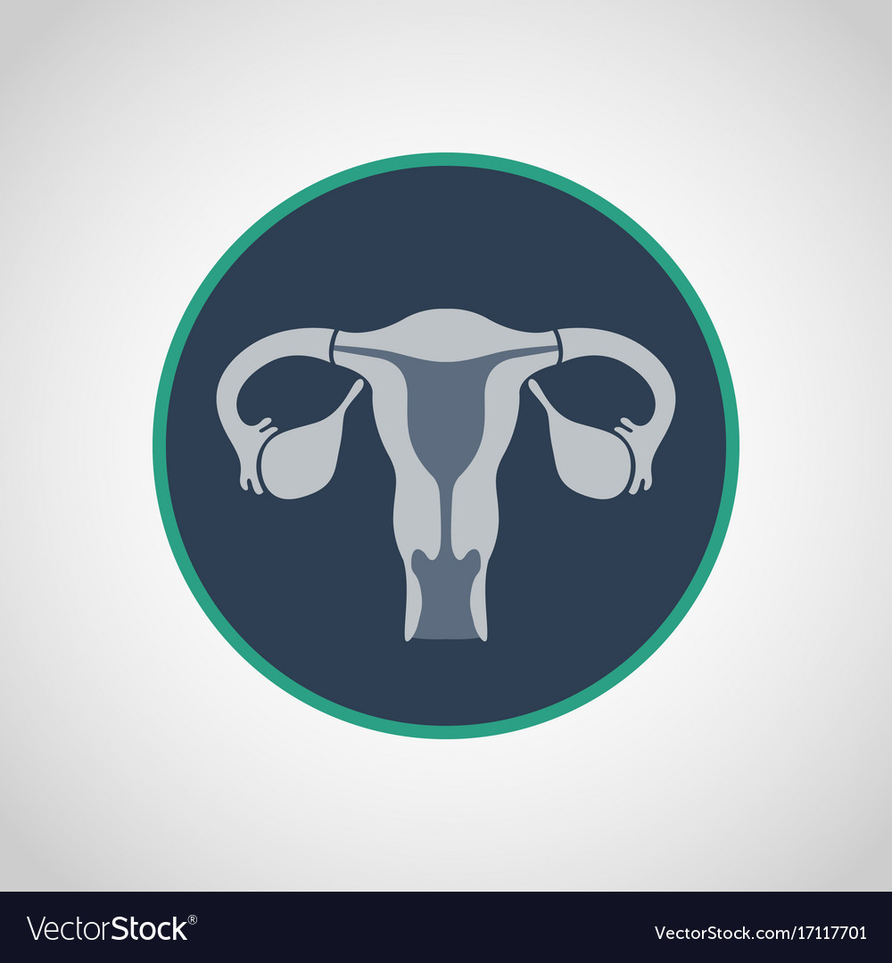 Cervical cancer icon logo royalty free vector image cervical cancer icon logo vector image ccuart