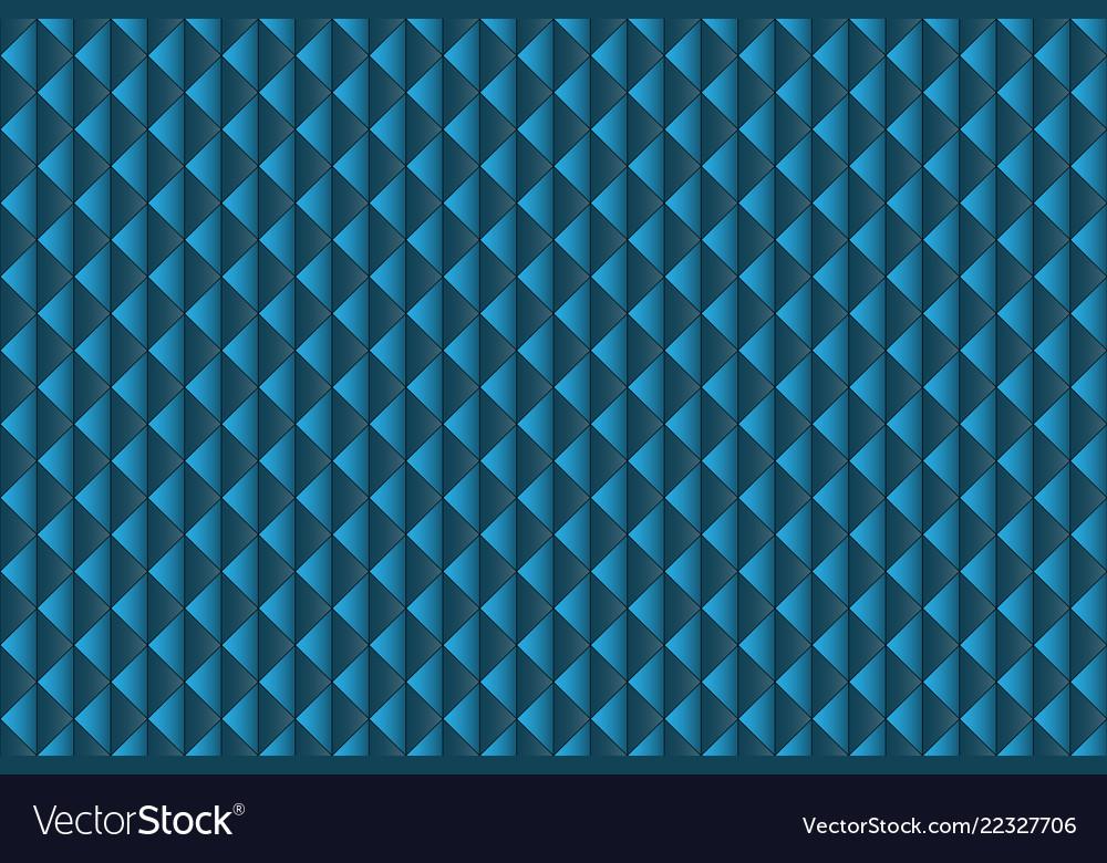 Blue modern polygonal geometric texture