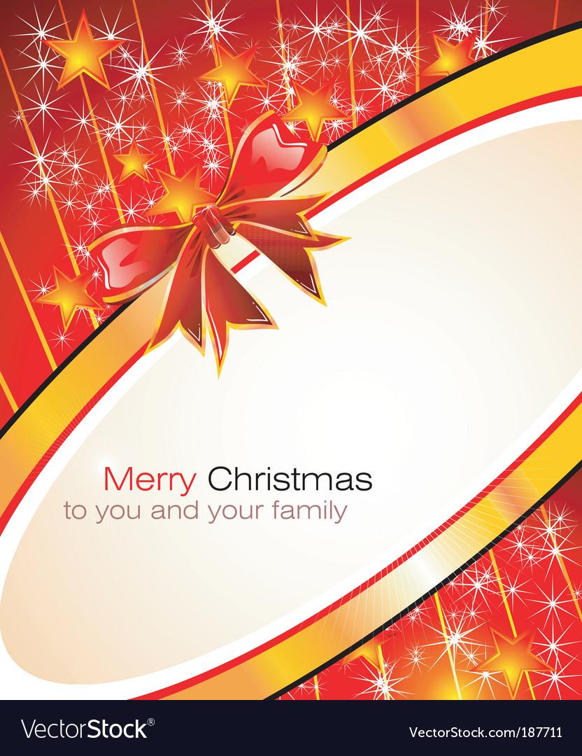 Christmas  on Christmas Greetings Card Vector 187711 By Davidarts