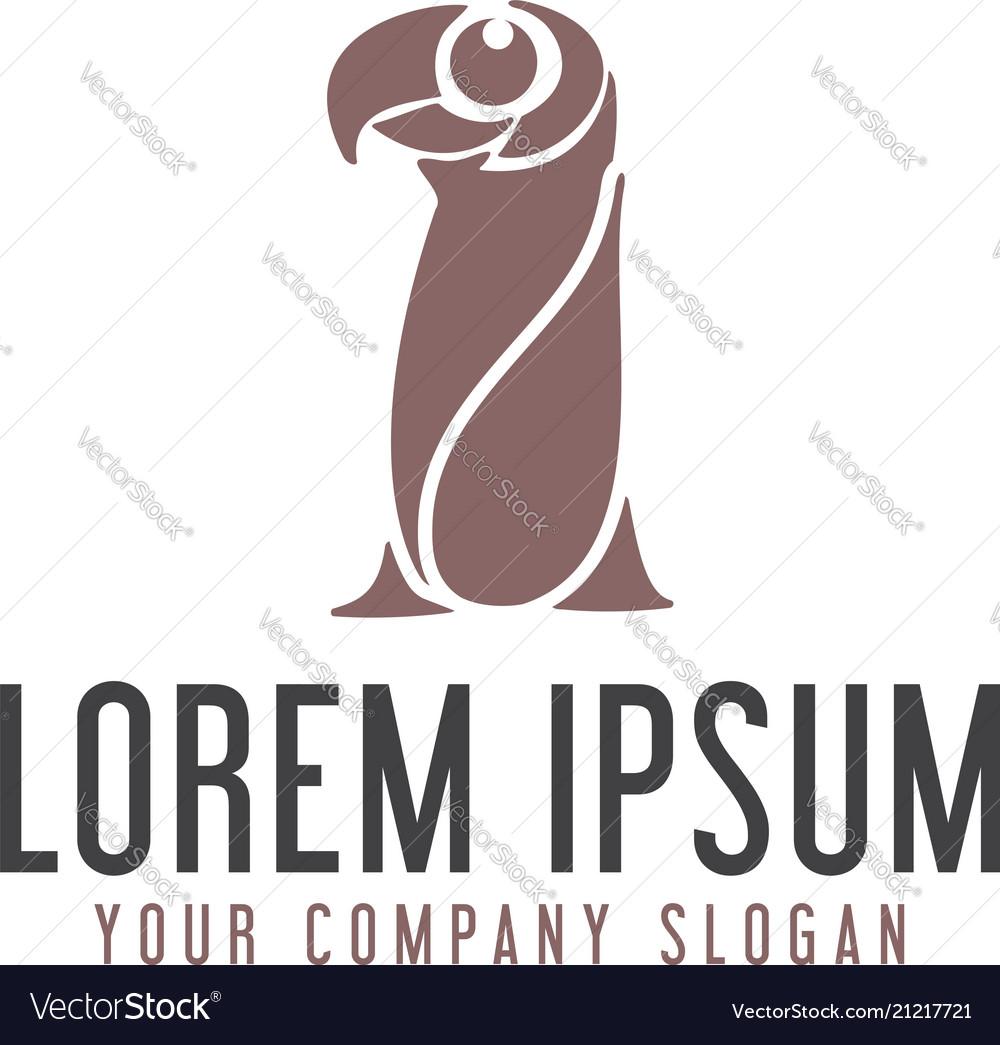 Seals logo design concept template