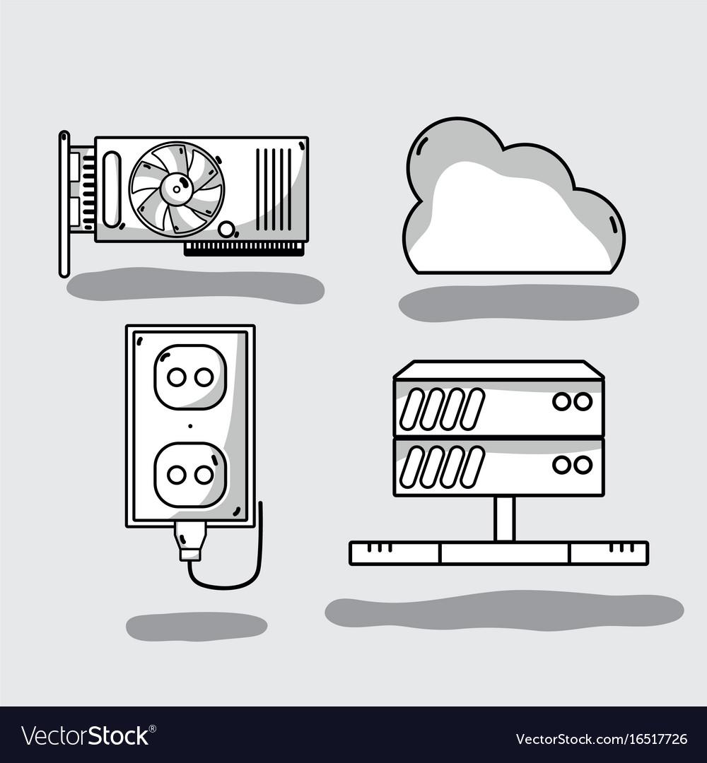 Set technology data center service