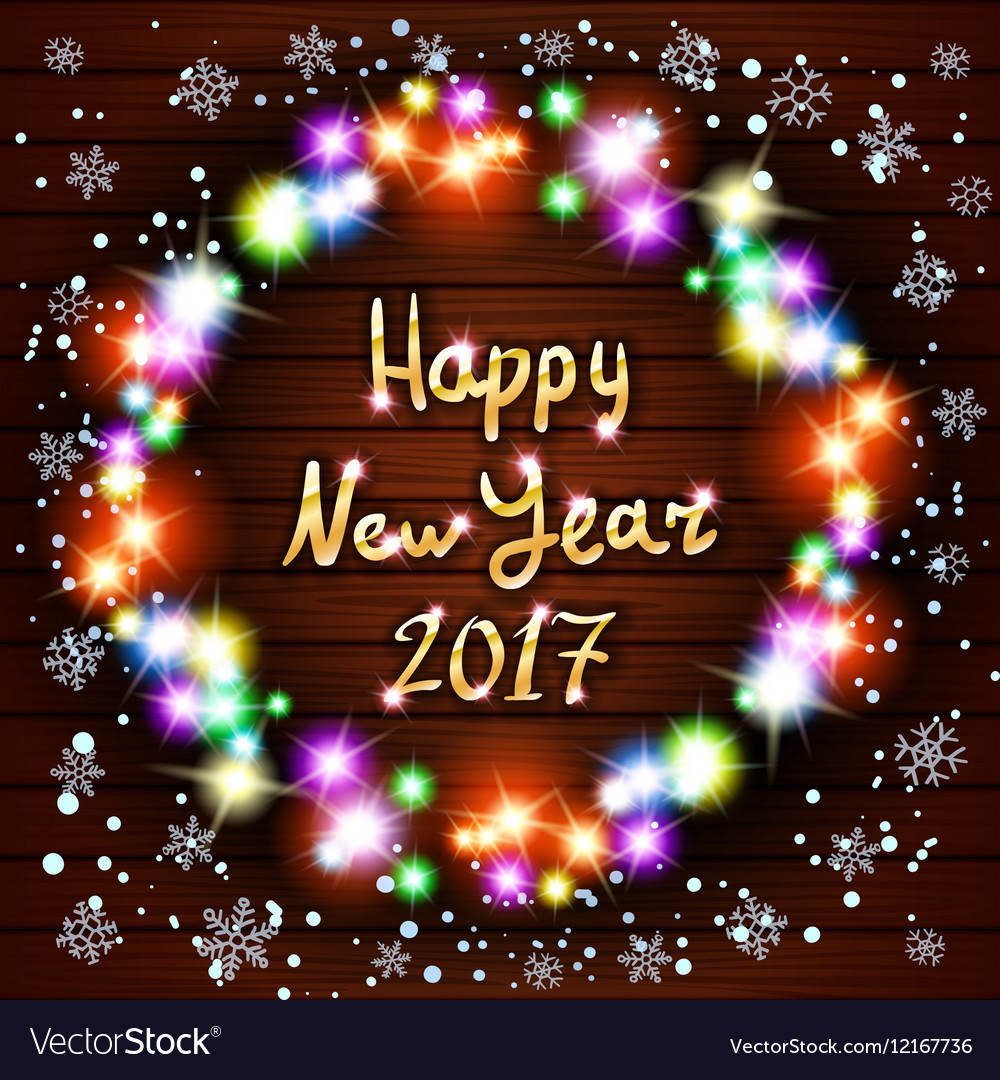 Happy New Year Greeting Card 55