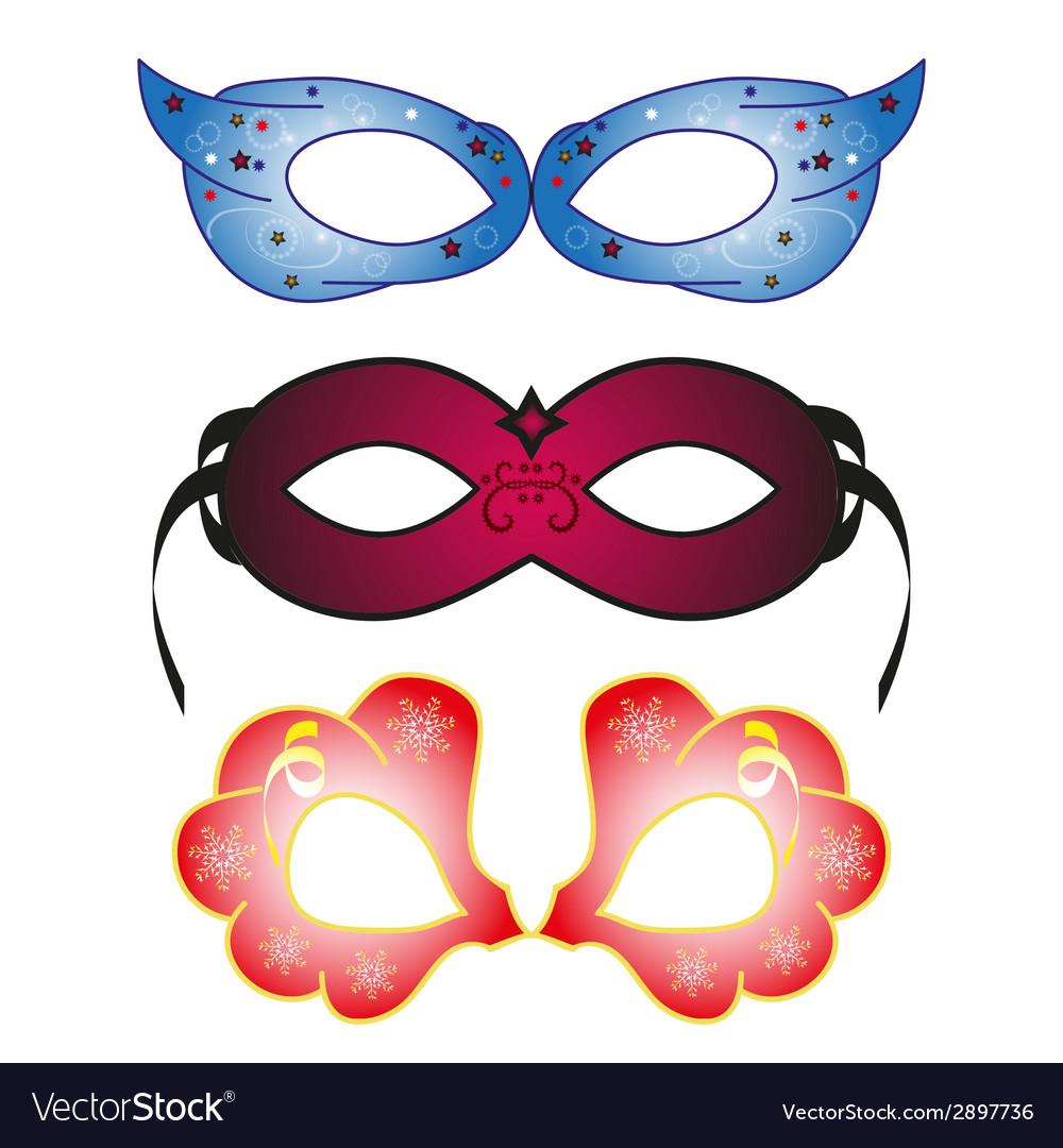 Masquerade party masks