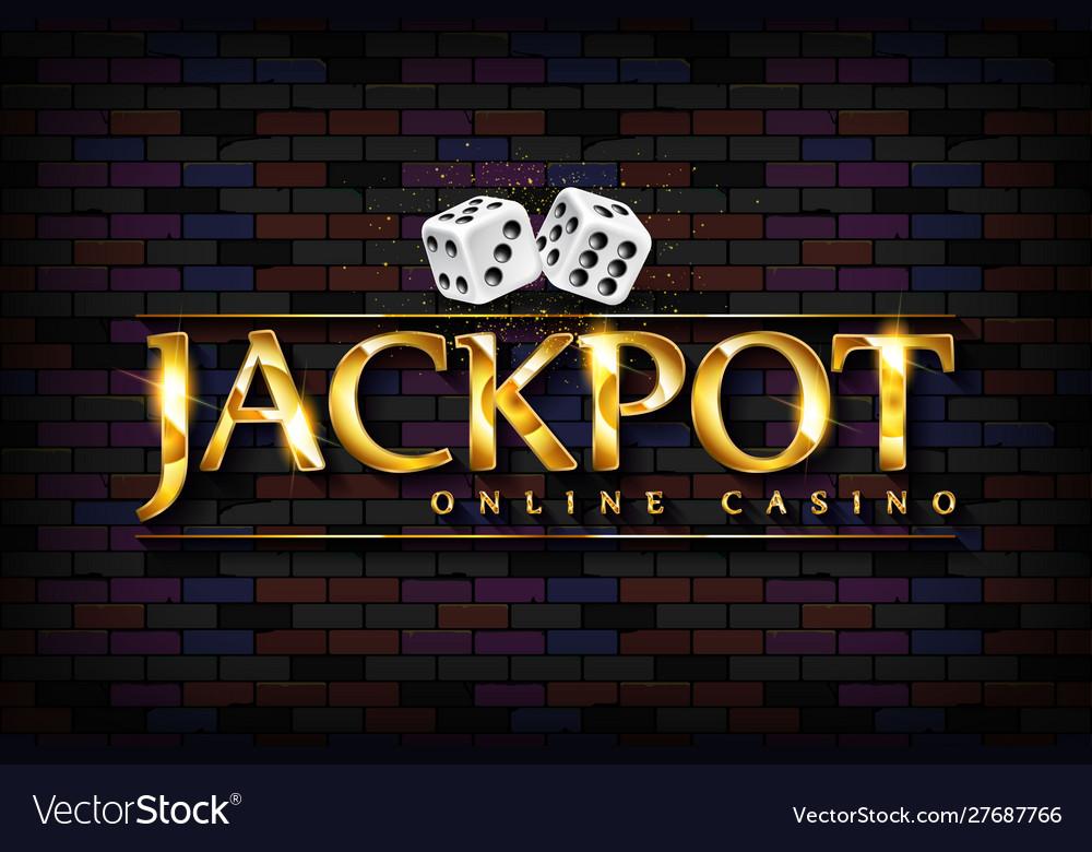 Chic casino sign jackpot