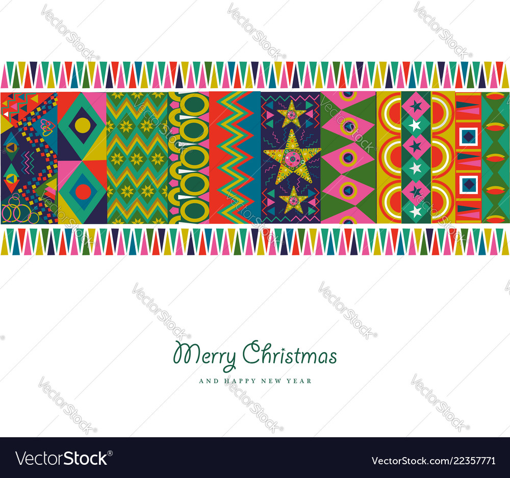 Christmas and new year abstract color decoration