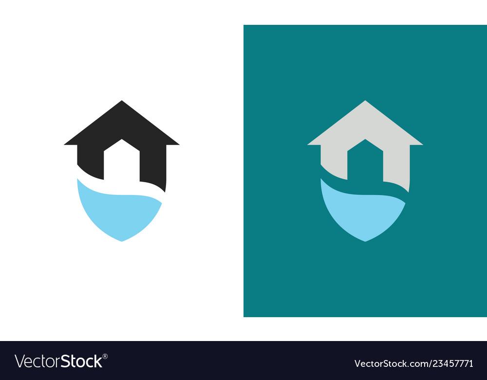 Home water logo