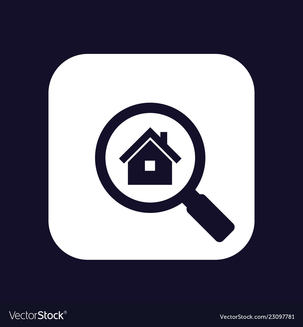 House apartment search icon