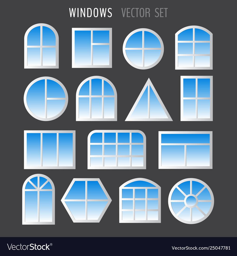Various simple windows