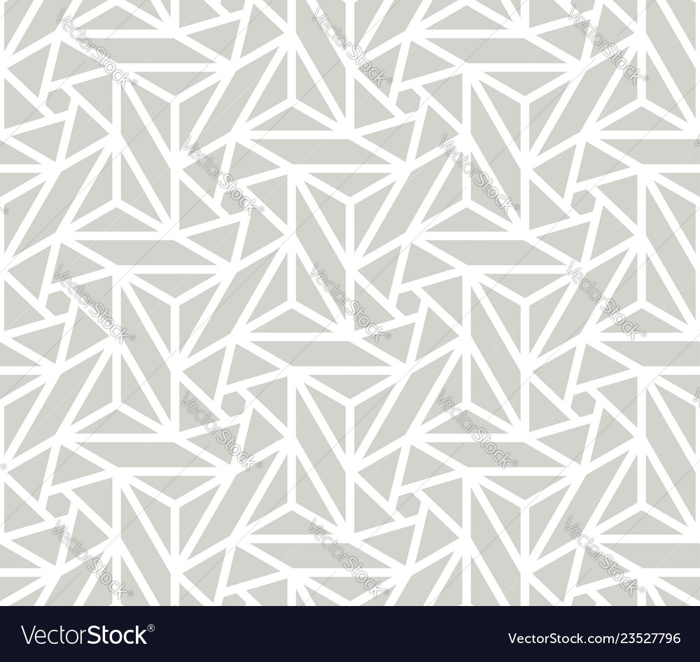 Abstract simple geometric seamless pattern