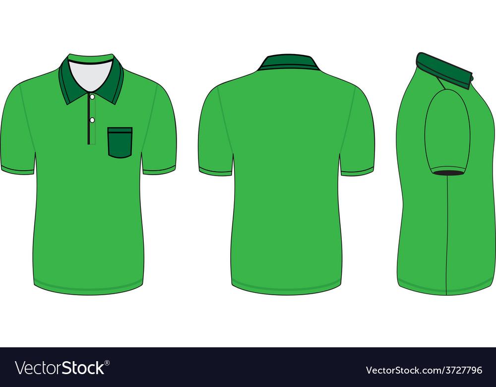 86d2b2e14 Polo shirt design templates Royalty Free Vector Image