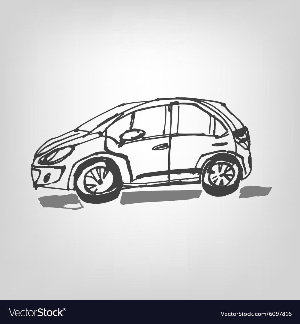 01 Car sketch