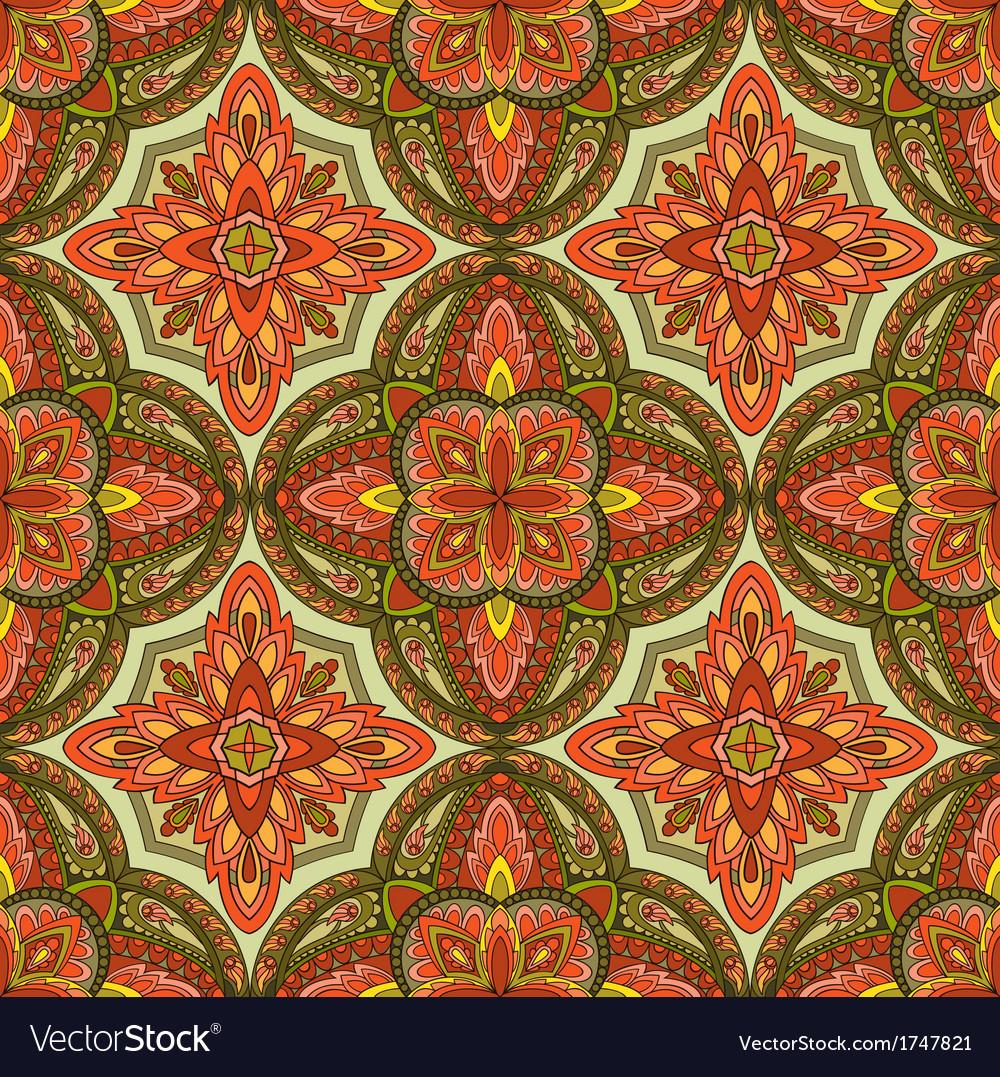 Colorful vintage background