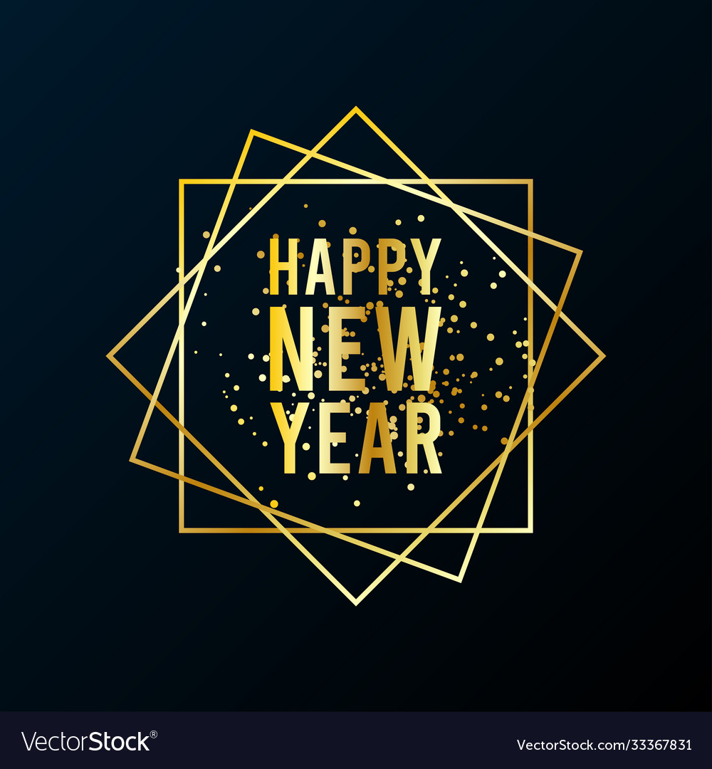 Happy new year 2021 background cover card