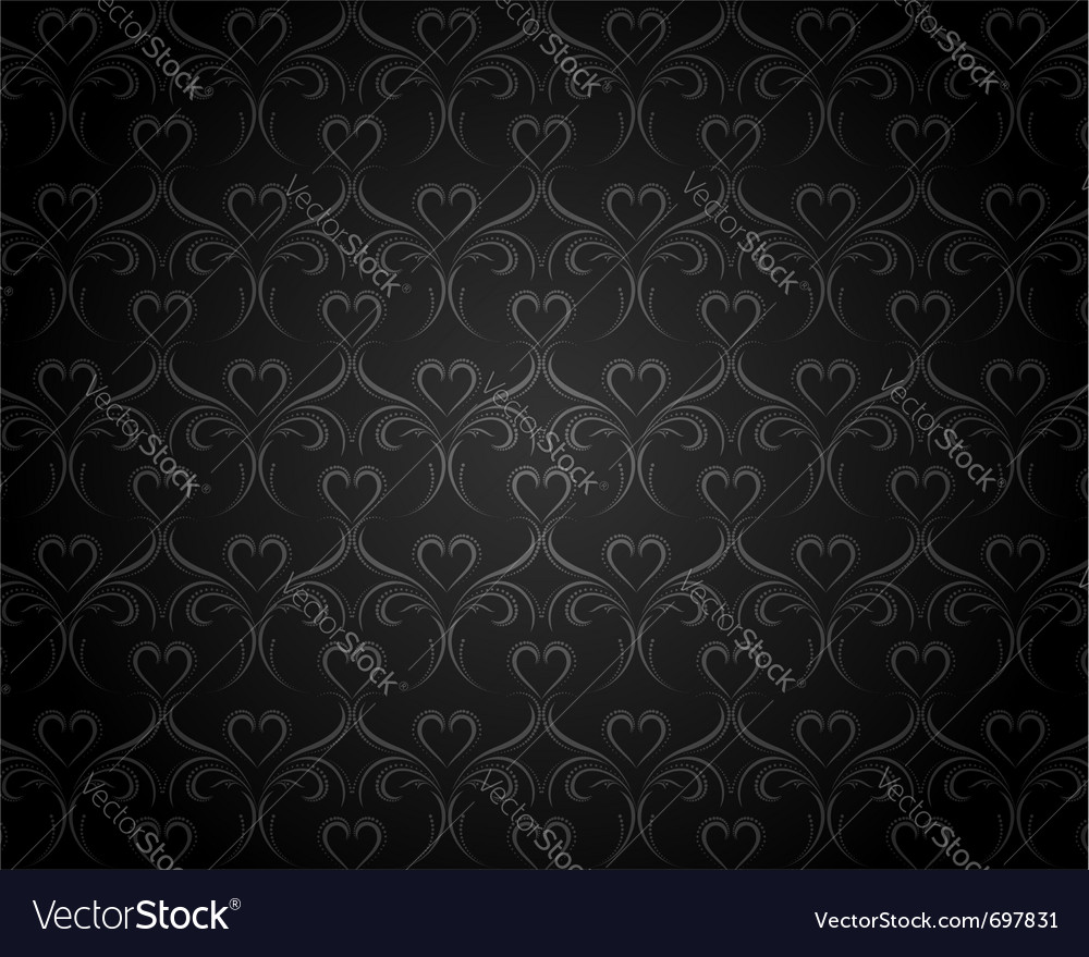 Vintage Background With Classy Patterns For Vector Image