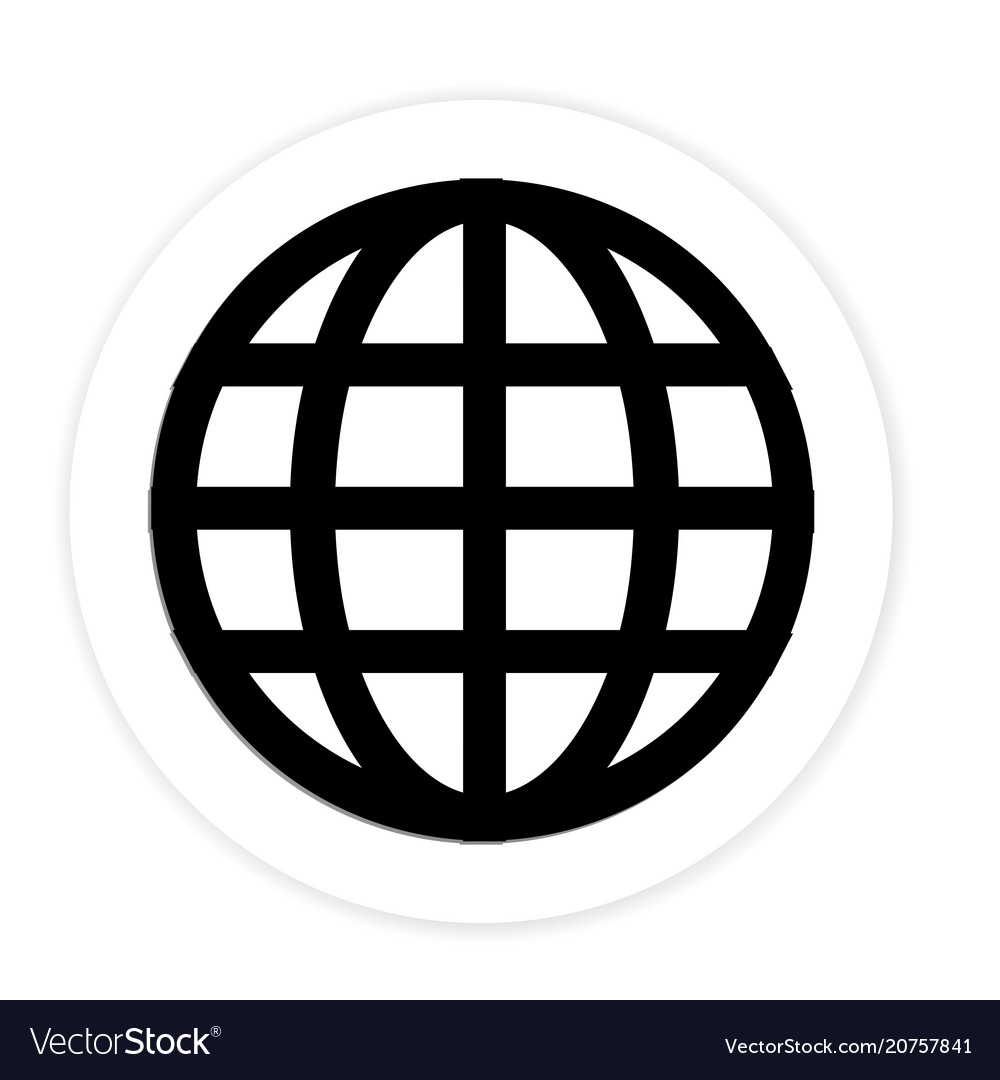 Browser icon white background image