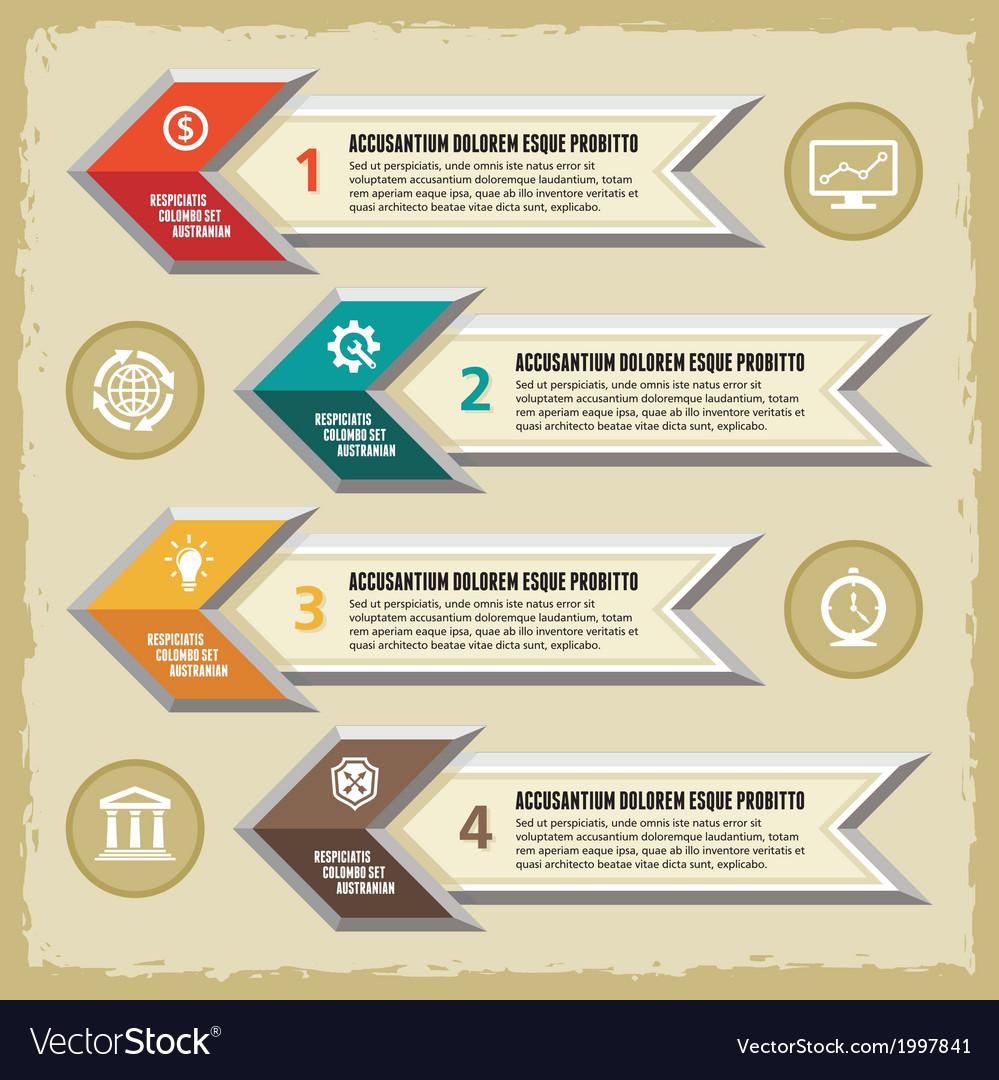 Infographic Concept - Scheme