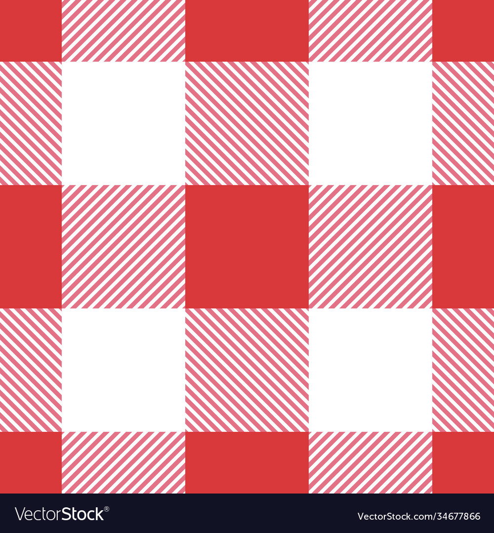 Red seamless table cloth texture