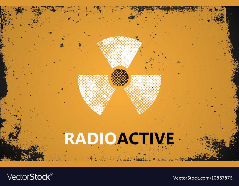 Nuclear logo Radioactive logo design Radiation