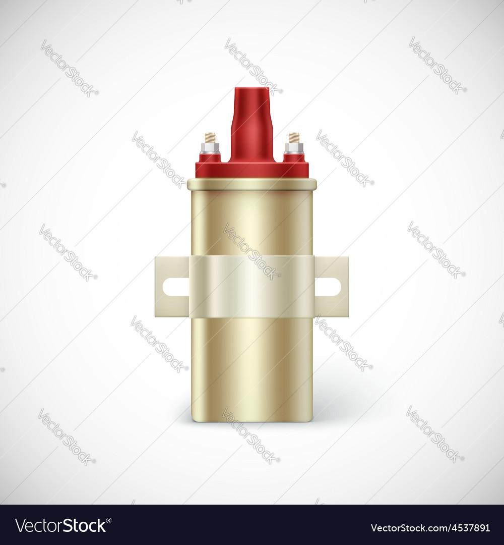 Igniter coil car part