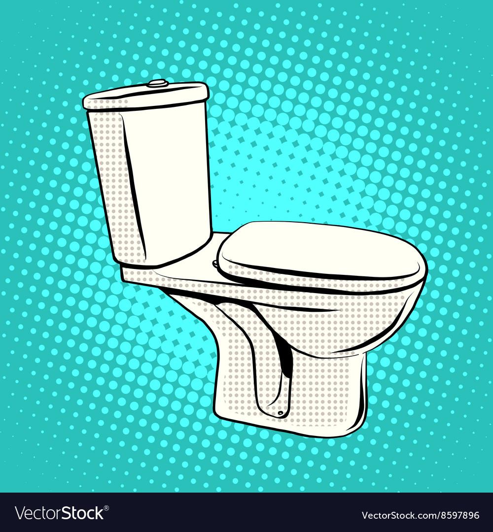 Toilet seat toilet