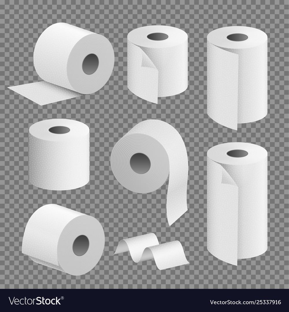 Toilet paper roll tissue toilet towel icon