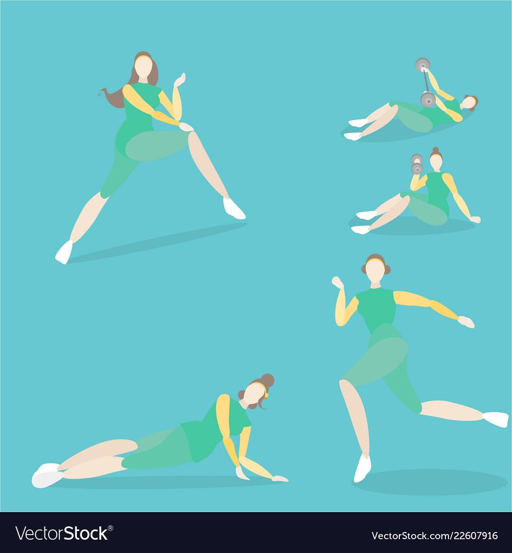 Training women