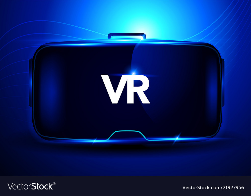 3d virtual reality glasses vvr interface