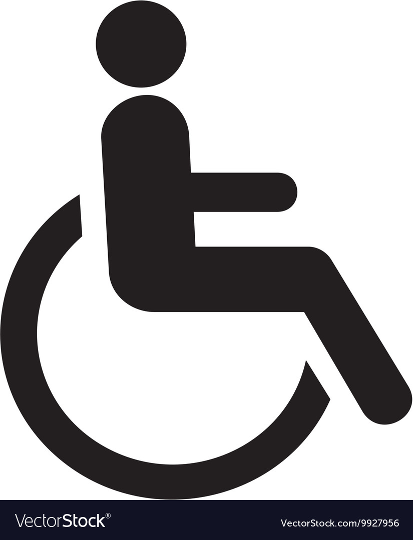 Wheel Chair Symbol
