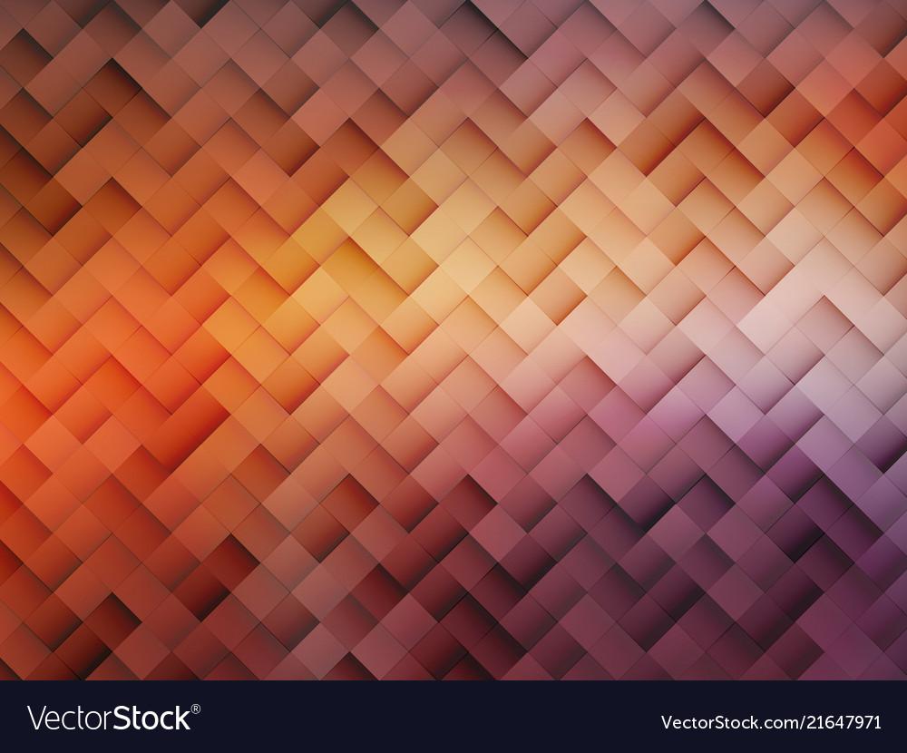 Color Tile Mosaic Wallpaper