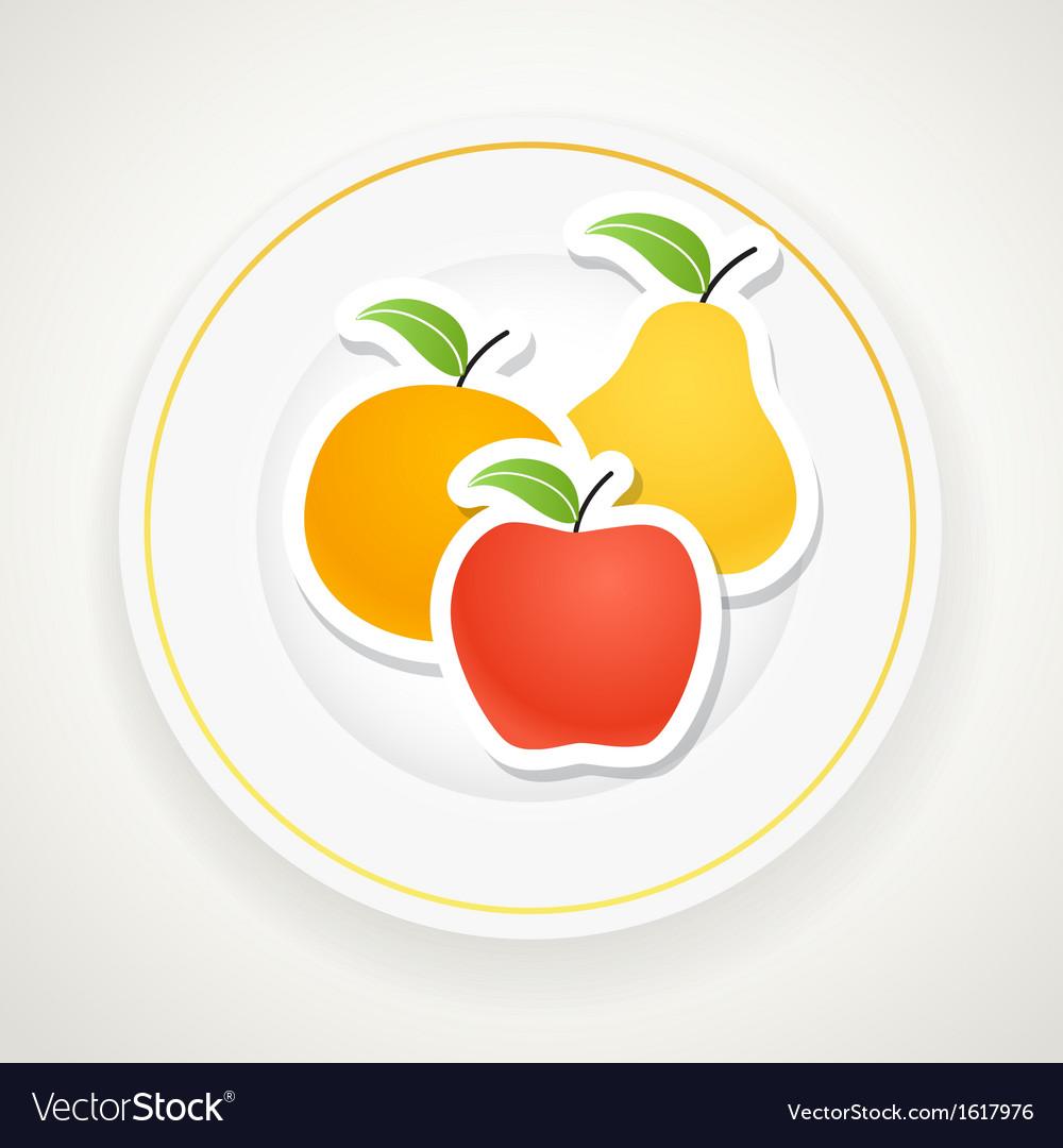 картинка детям тарелка с фруктами картинки свой автомобиль индивидуальным