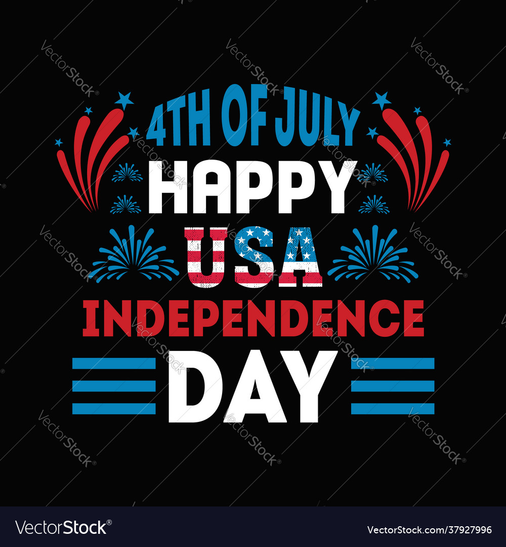 4th july happy usa independence day